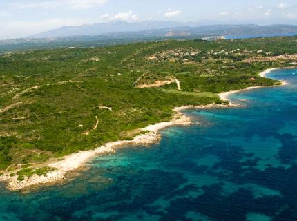 Plage, Cara Lunga, sauvages, Bonifacio, Corse