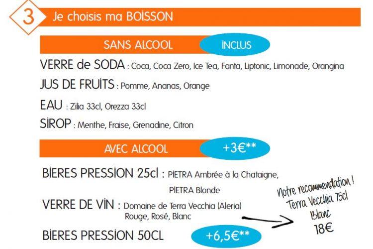 Minute, moule, Corsica, restaurant, repas