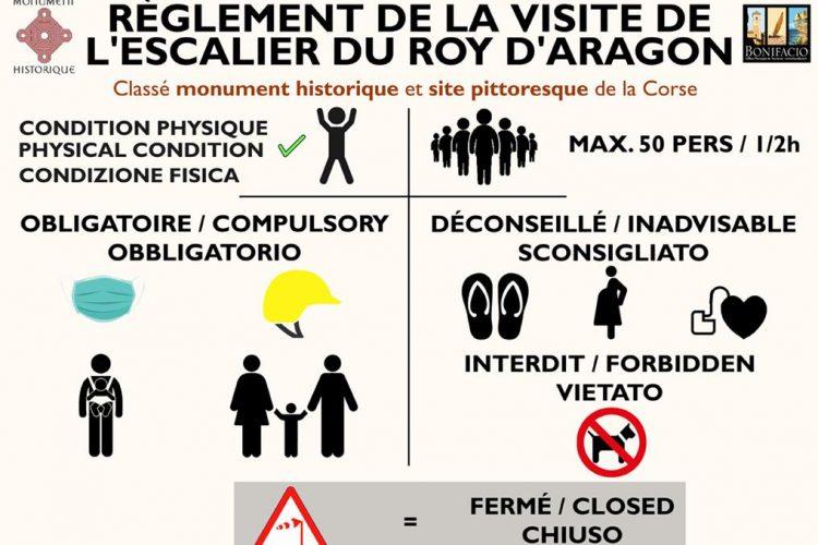 réglement-visite-escalier-roy-daragon-Bonifacio-Corsica.jpg