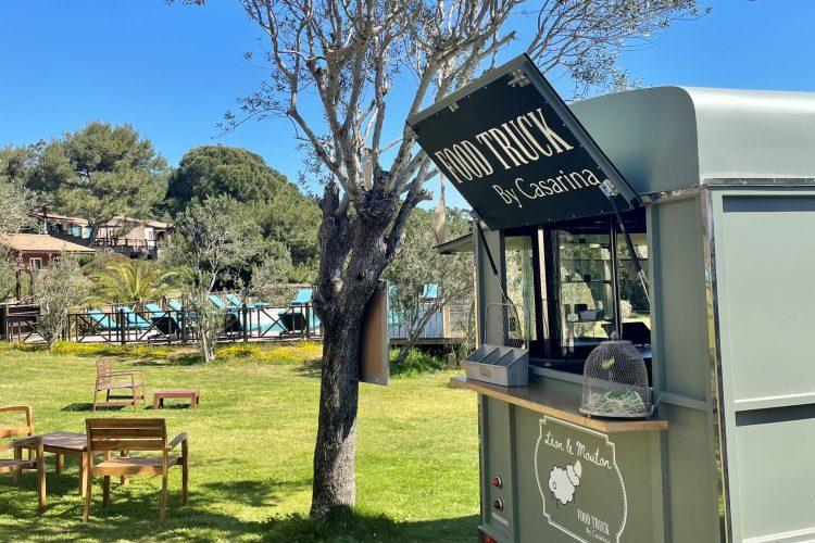 Résidence Casarina Food Truck 3